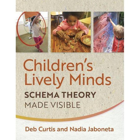 Children's Lively Minds - by  Deb Curtis & Nadia Jaboneta (Paperback) - image 1 of 1
