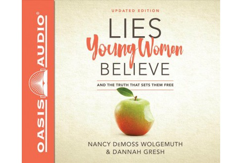 Lies Young Women Believe : And the Truth That Sets Them Free: PDF on final disc - Unabridged (CD/Spoken - image 1 of 1