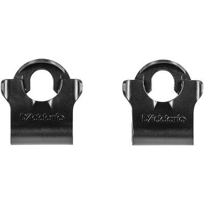 D'Addario Planet Waves Dual-Lock Strap Lock Black