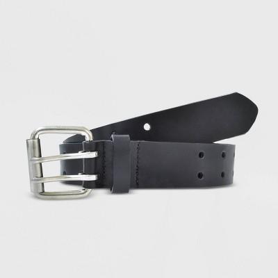 Dickies Men's Roller Buckle Belt - Black