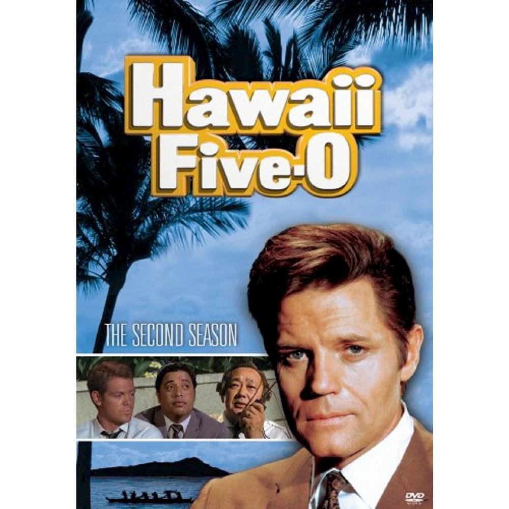 Hawaii Five O The Second Season Dvd