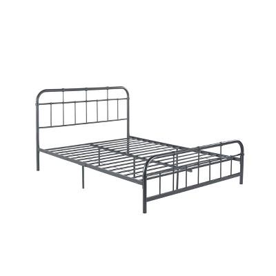 Queen Berthoud Industrial Iron Bed - Christopher Knight Home
