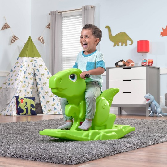 Step2 Dino Rocker, rockers and spring horses image number null