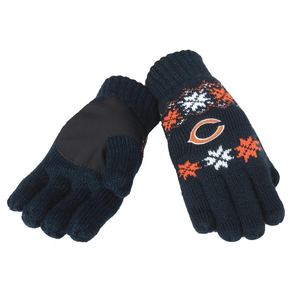 Chicago Bears Gloves, Kids Unisex