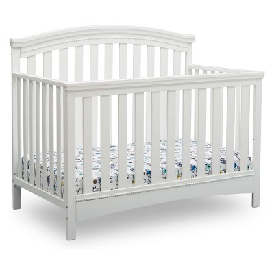 Delta Children® Emerson 4-in-1 Convertible Crib - Bianca