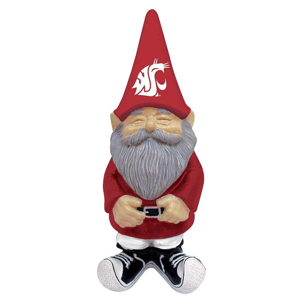 Washington State Cougars Garden Gnome