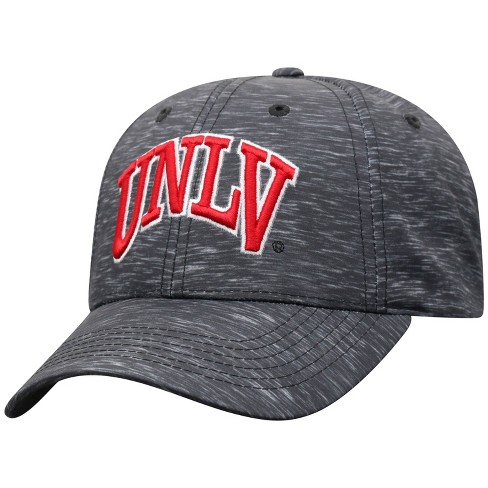 NCAA Men's UNLV Rebels Charcoal Spacedye Hat - image 1 of 2