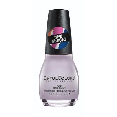 Sinful Colors Nail Polish - Spring Fling - 0.5 fl oz
