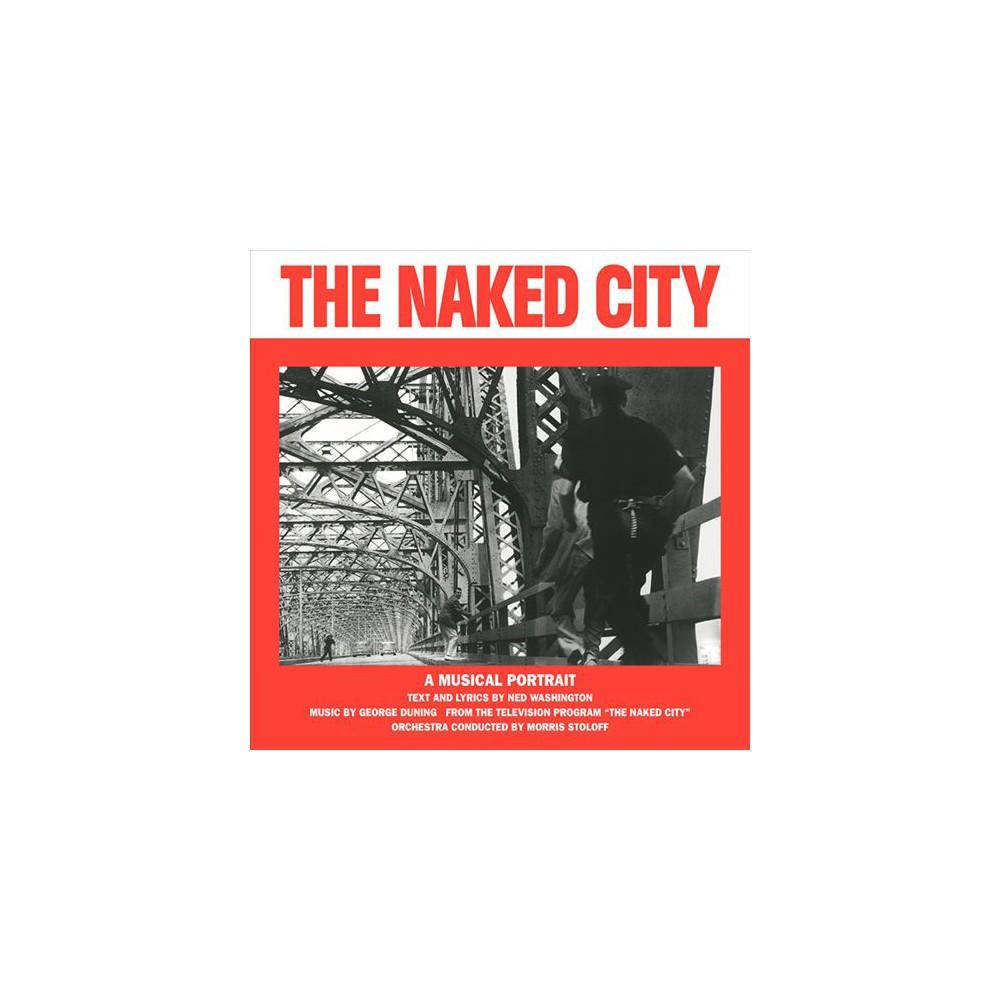 Ned Washington - Naked City (Vinyl)
