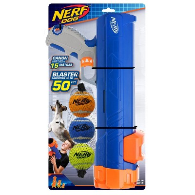 NERF Tennis Ball Dog Toy - 3pk