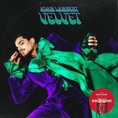 Adam Lambert - Velvet (Target Exclusive, CD)