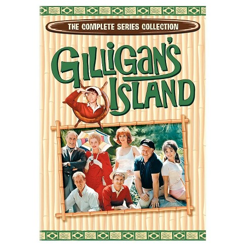 Gilligan's Island: The Complete Series Collection [17 Discs] - image 1 of 1
