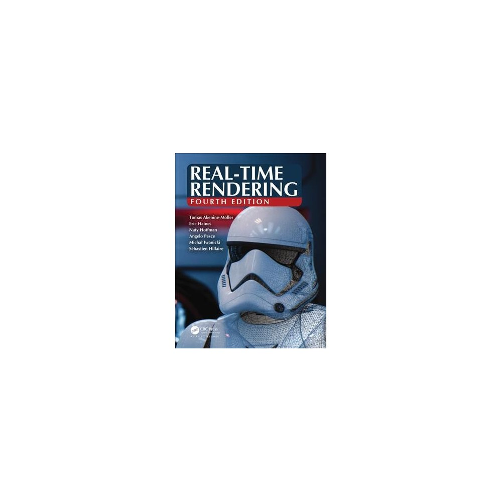 Real-time Rendering - 4 (Hardcover)