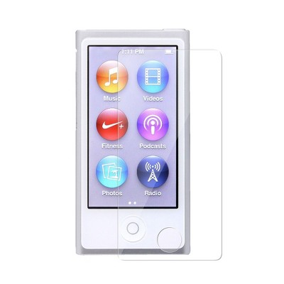 INSTEN Reusable Screen Protector compatible with Apple iPod nano 7th Generation