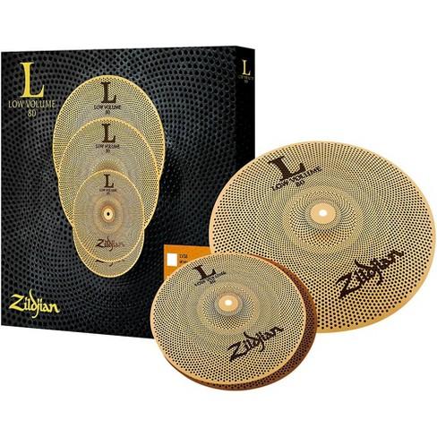 Zildjian L80 Series LV38 Low Volume Cymbal Box Set - image 1 of 5