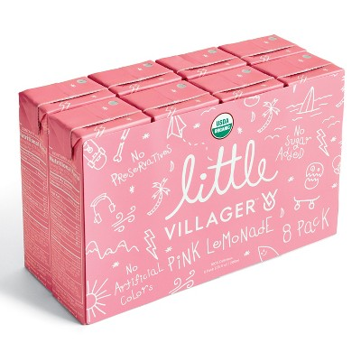 Juice Boxes: Little Villager