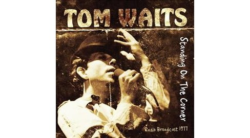 Tom Waits - Standing On The Corner (CD) - image 1 of 1