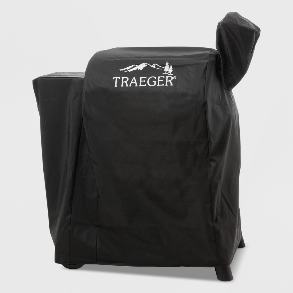 Traeger Lil' Tex Elite Grill Cover, Black 17000064