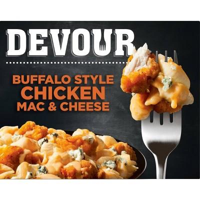 Devour Frozen Buffalo Chicken Mac & Cheese - 12oz