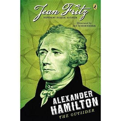Alexander Hamilton - by  Jean Fritz (Paperback)