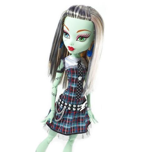 Monster High 17 Inch Frankie Stein Doll Shop All