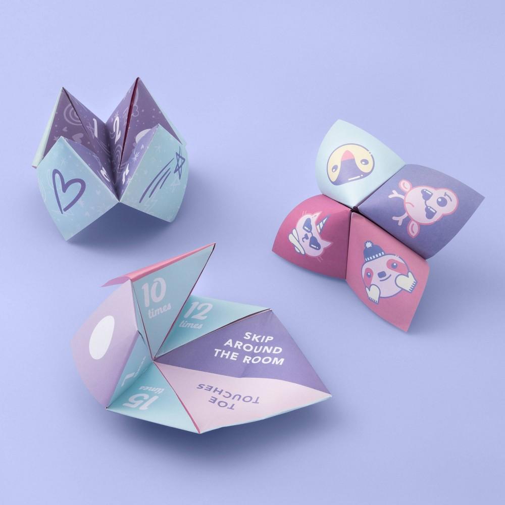 Image of DIY Fortune Telling Pad Game - More Than Magic