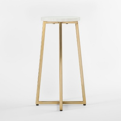 Alabaster Stone Mini Table - Project 62™