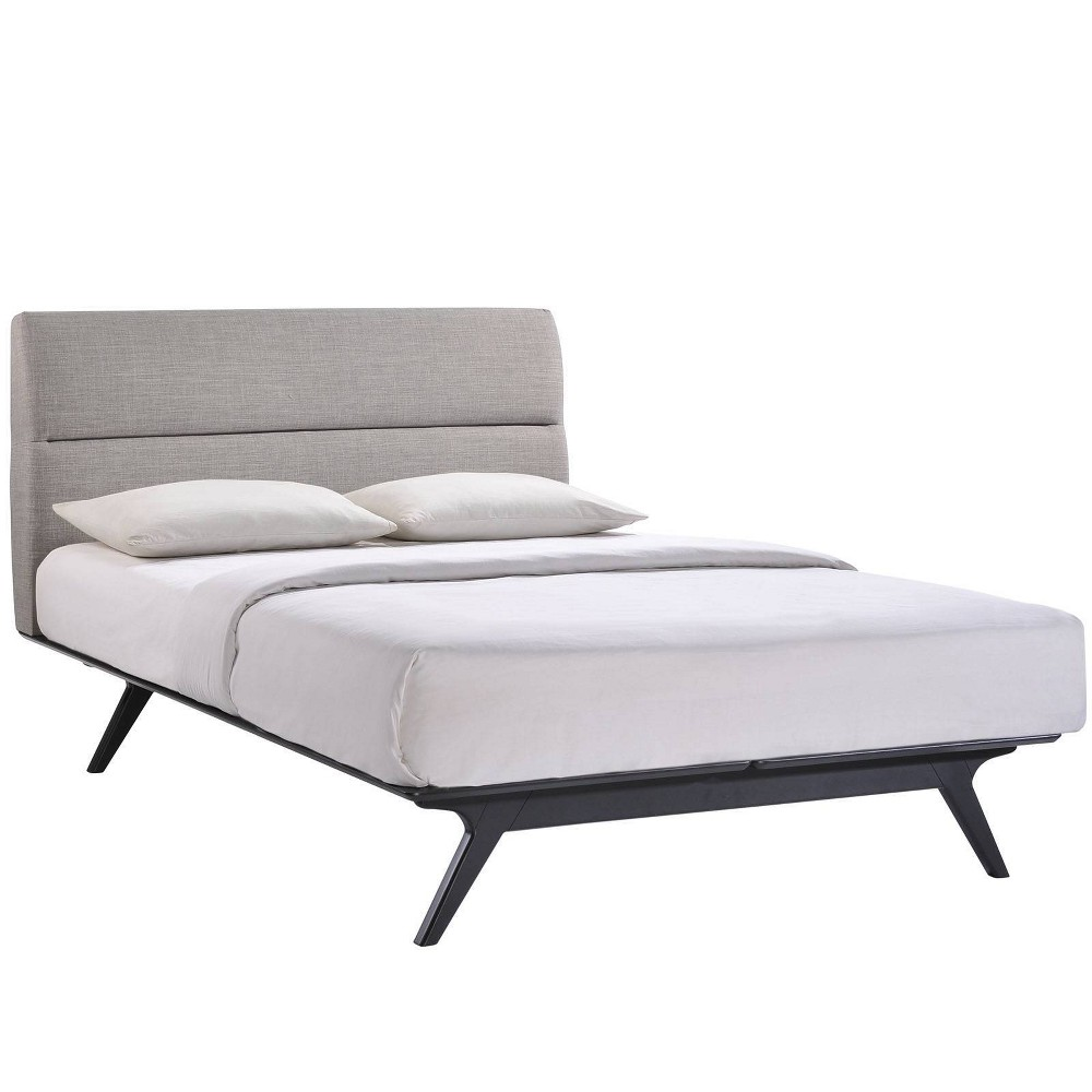 Addison Full Bed Gray - Modway