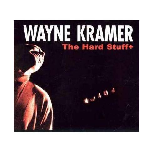 Wayne (Guitar) Kramer - Hard Stuff (CD) - image 1 of 1