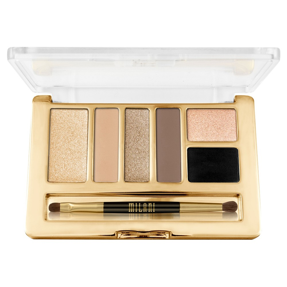 Milani Everyday Eyes Eyeshadow Collection Must Have Naturals 0.21 oz