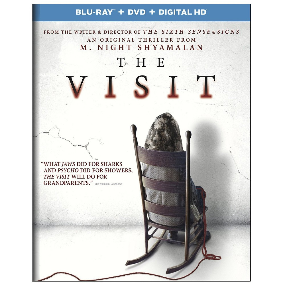 Visit, The (Blu-ray), Movies