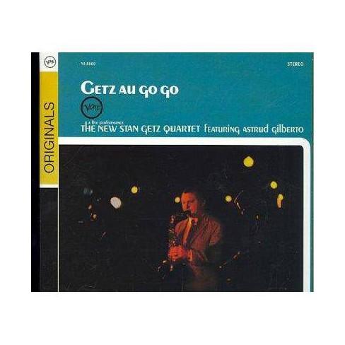 Stan (Sax) Getz - Getz Au Go-Go (CD) - image 1 of 1