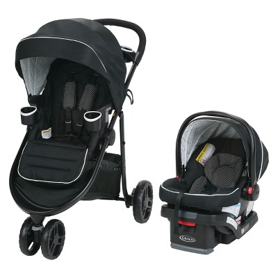 Graco Modes 3 Lite Travel System - Zagg