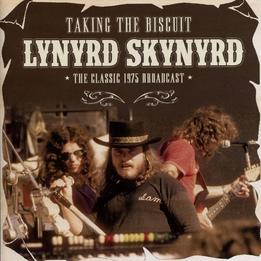 Lynyrd Skynyrd - Taking The Biscuit (CD)
