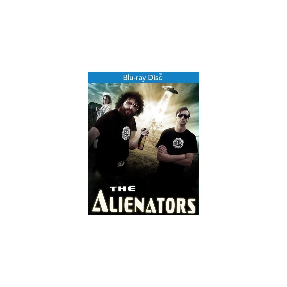 Alienators (Blu-ray), Movies