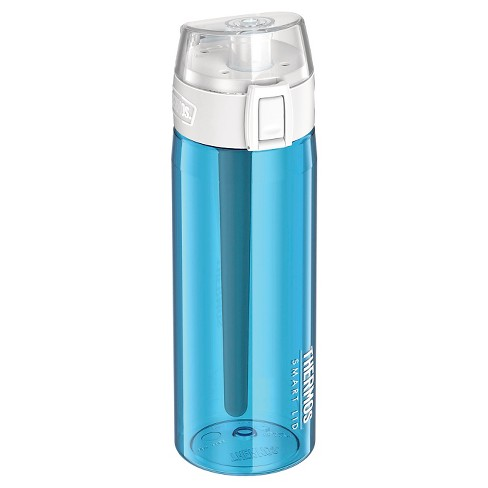 Thermos® Connected Hydration Bottle with Smart Lid Teal - image 1 of 5