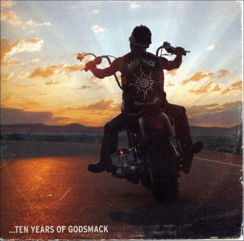 Godsmack - Good times bad times:Ten years of god (CD) - image 1 of 1