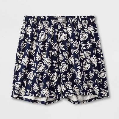 Men's Tropical Knit Boxer Briefs - Goodfellow & Co™