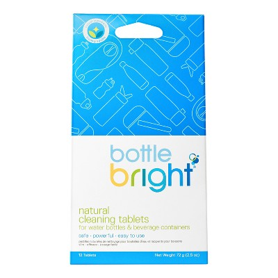 HydraPak Bottle Bright Cleaning Tablets - 12ct