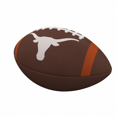 timeless design 8e4c9 84dbf NCAA Texas Longhorns Team Stripe Official-Size Composite Football