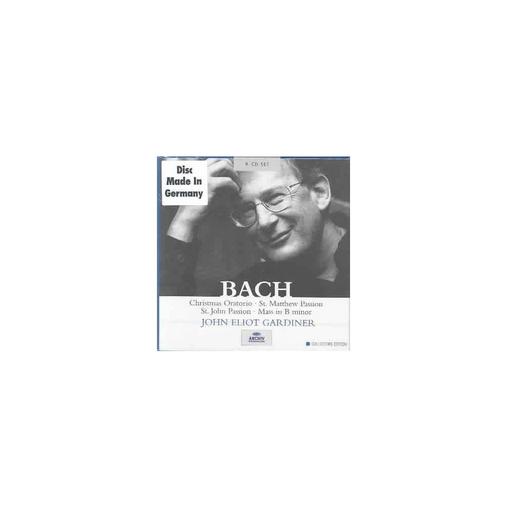 Gardiner - Bach: Sacred Vocal Works (CD)