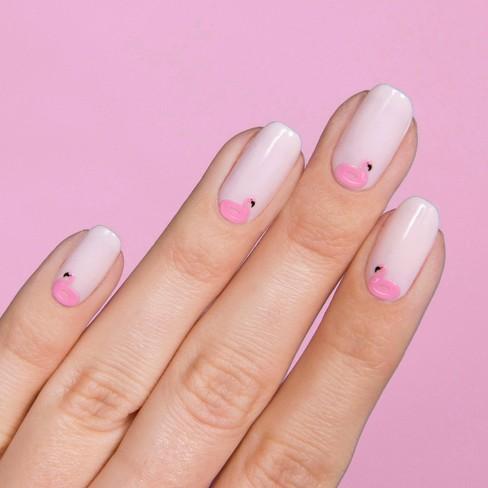 Olive & June Cabana Crush Nail Art Stickers - 36ct : Target