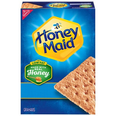 Crackers: Honey Maid Low Fat