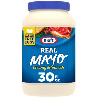 Kraft Real Mayonnaise 30oz
