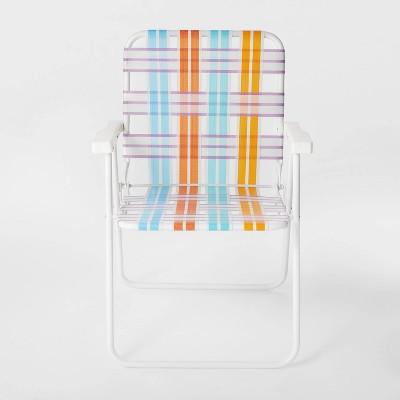 Web Strap Chair Tropical - Sun Squad™