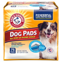 Arm & Hammer Absorbent Dog Pads and Puppy Training Pads