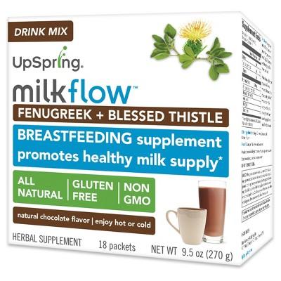Upspring Milkflow Chocolate Powder - 18 Ct