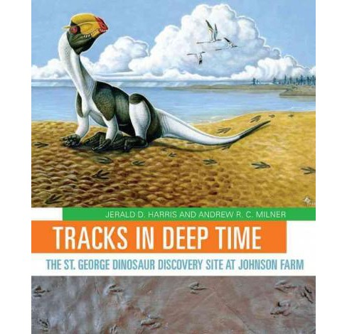 Tracks in Deep Time : The St. George Dinosaur Discovery Site at Johnson Farm (Paperback) (Jerald D. - image 1 of 1