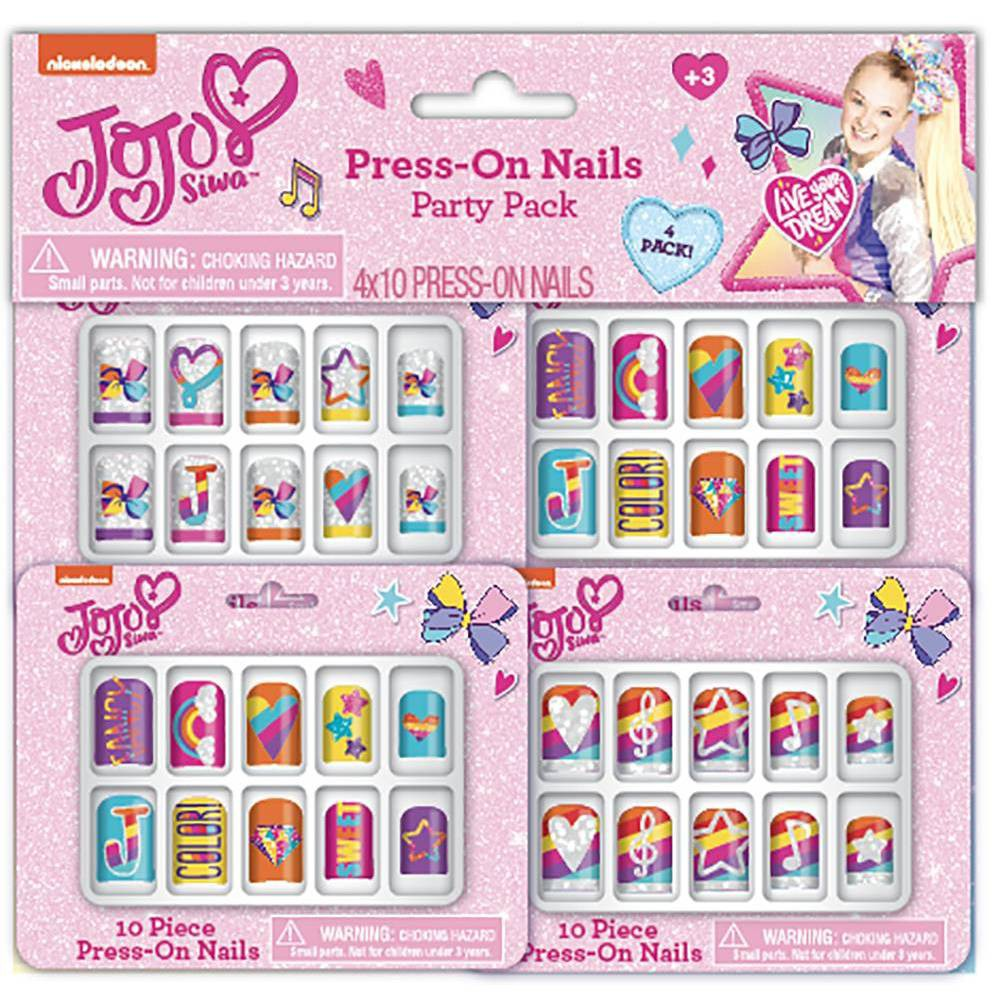 Image of 4ct Press-On Nails Part Pack
