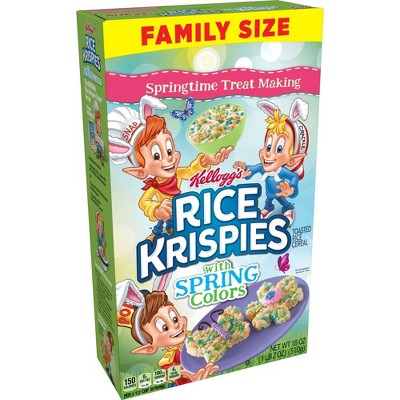 Kellogg's Rice Krispies Cereal - 18oz